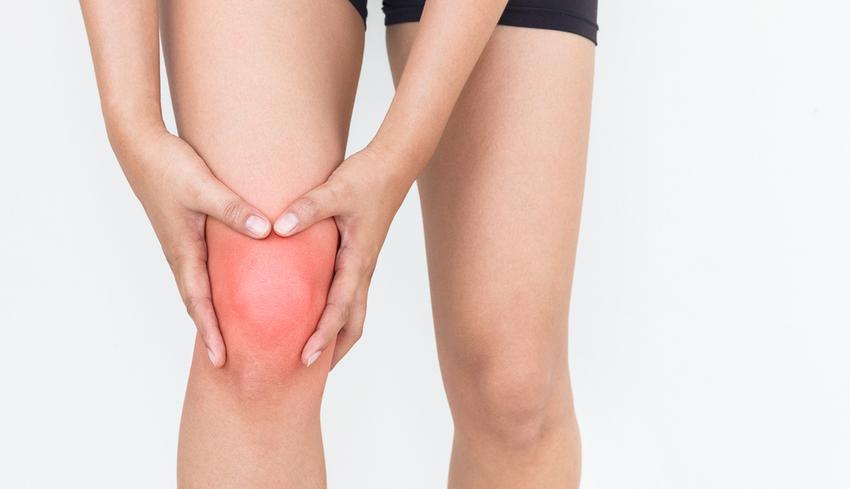 ízületi fájdalom közvetlenül a térd alatt