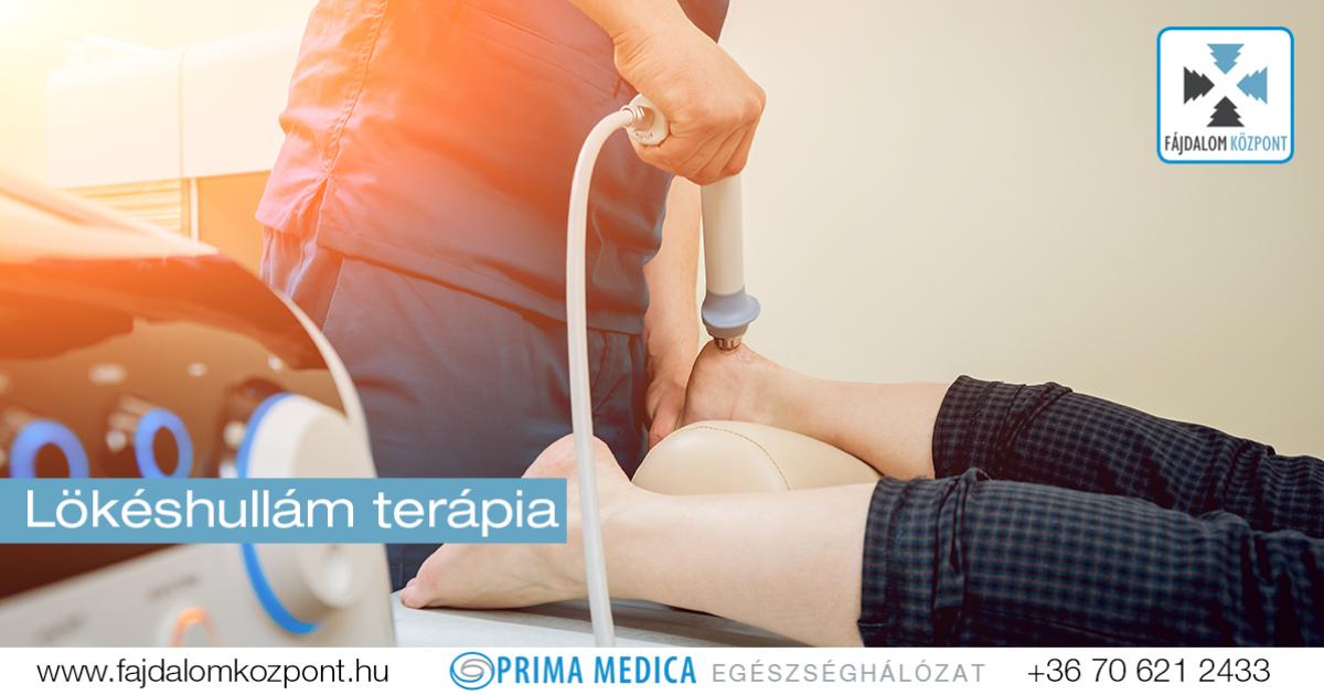 az artrózis sokkhullám-kezelési felülvizsgálata a második fokú térd deformáló artrózisa
