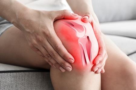 térdfájdalom sérülése