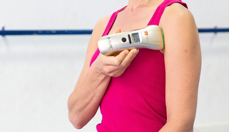 lézer az artrózis kezelésében