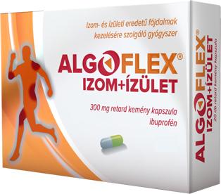 ALGOFLEX Izom+Ízület 300 mg retard kemény kapszula (28x) adatlap