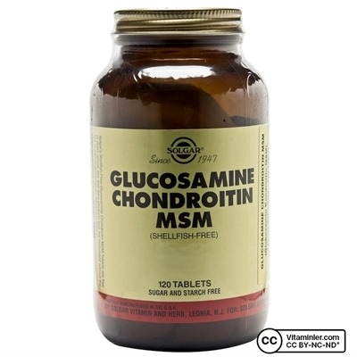mire szolgál a glükozamin és a kondroitin)