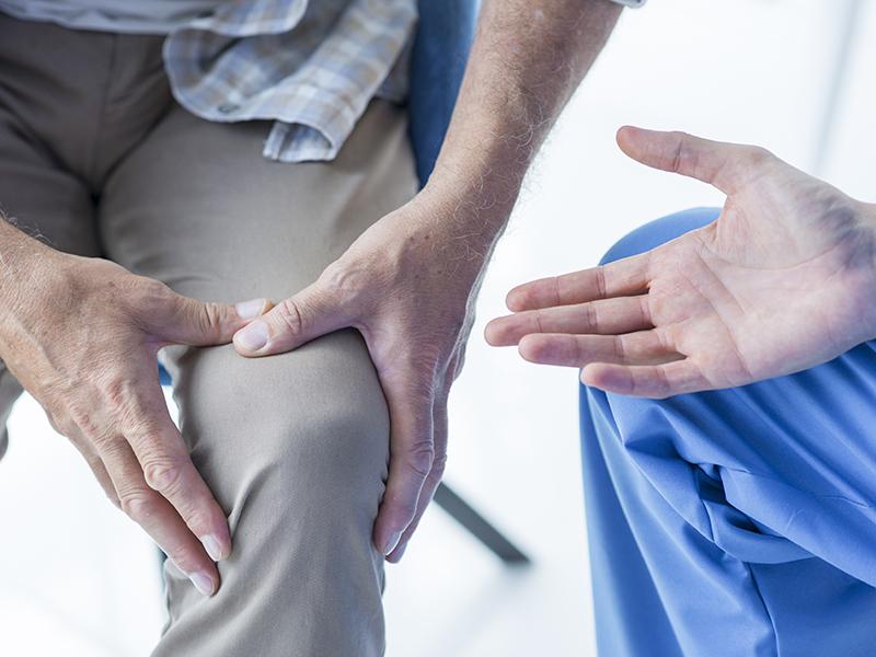 az artrózis kezelése külföldön, a lábán)