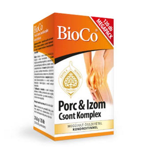 bioco izom és izület