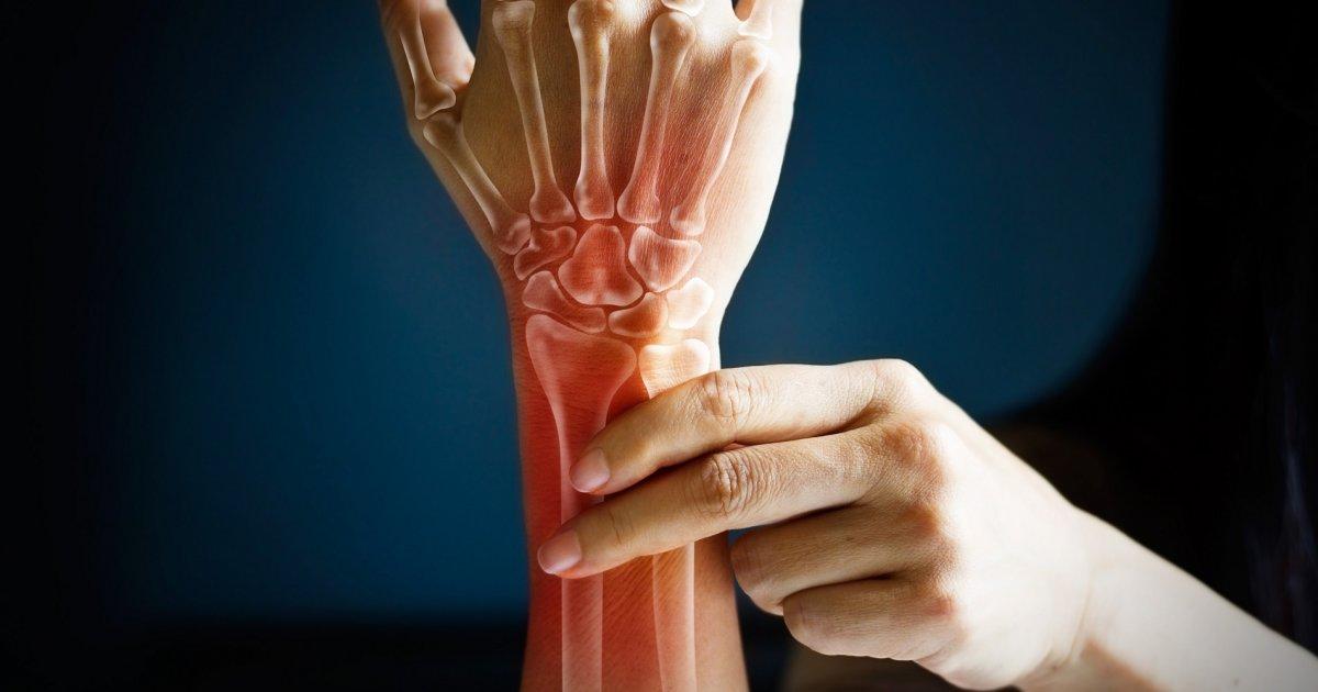 ízületi fájdalmak a csukló kezelésénél fájó váll fájdalomkezelés