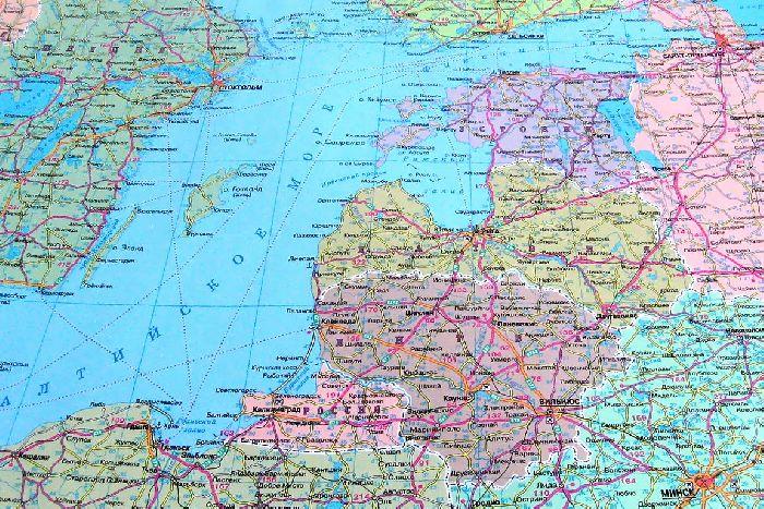 közös kezelés a balti államokban)