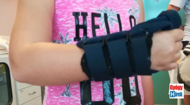 Sprain: tünetek és kezelés