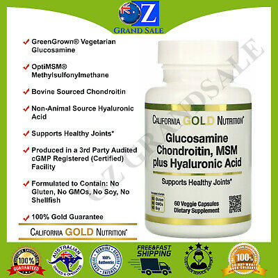 california gold glucosamine)