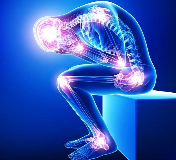 az ízületi fájdalom elfojtása)