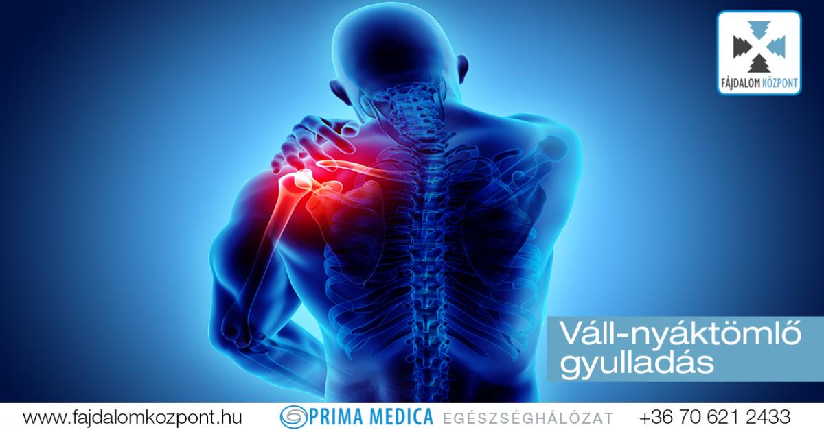 váll fájdalom kezelést okoz teraflex a bokaízület artrózisával
