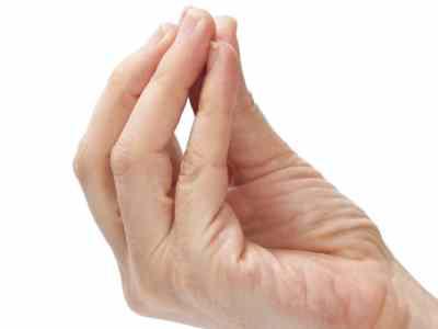 ujjak kattanó ízületeinek kezelése