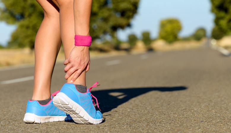 ízületi fájdalom edzés közben
