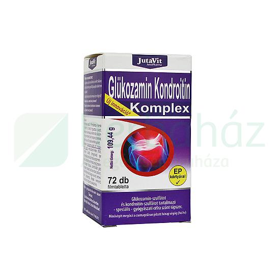 glükózamin-kondroitin gél áttekintés)
