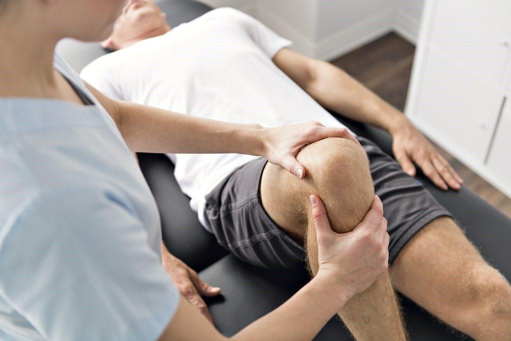 a térd posztraumás artrózisának kezelése