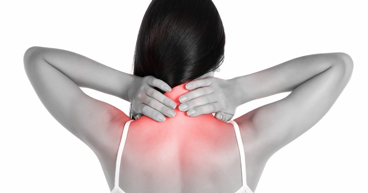váll és nyak fájdalom)