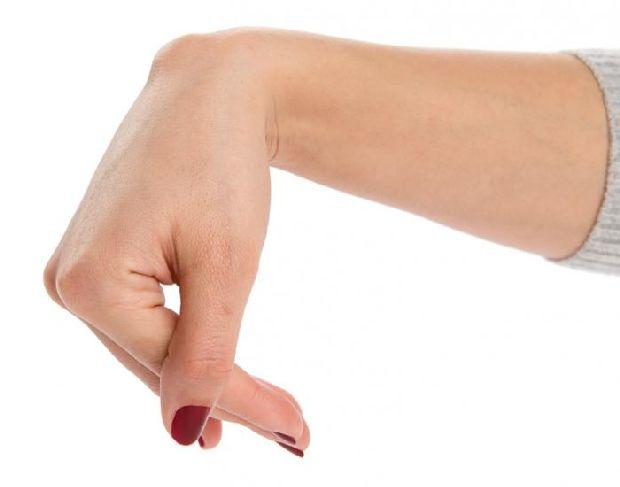 égő fájdalom a jobb kezén