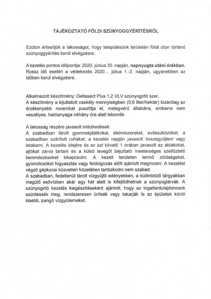 Működési engedély iránti kérelem eljárása | Miskolc Megyei Jogú Város