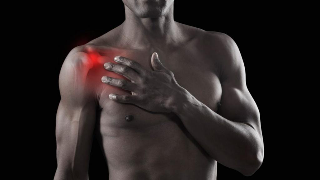 testépítés váll fájdalom ízület