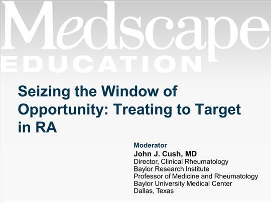 A kombinált gyógyszeres kezelés javítja az RA kezelését