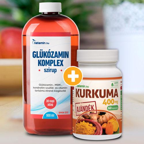 komplex glükozamin-kondroitin kurzus)
