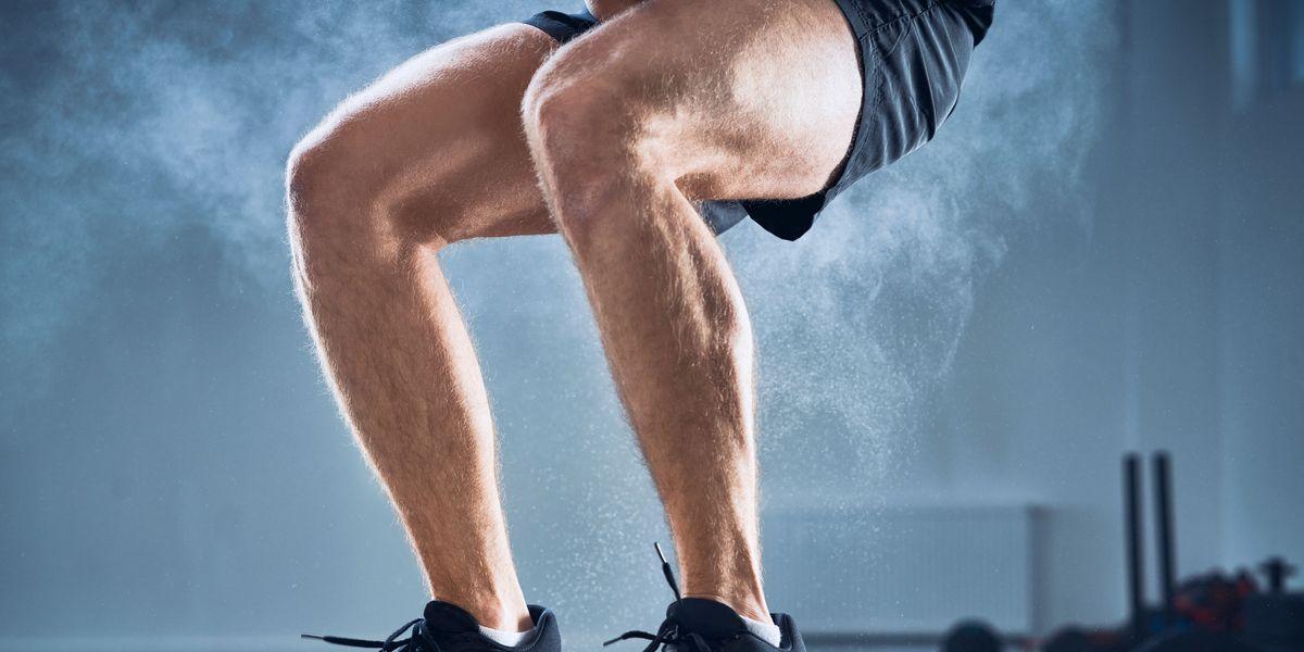 fájdalom a lábak és a bokák borjain