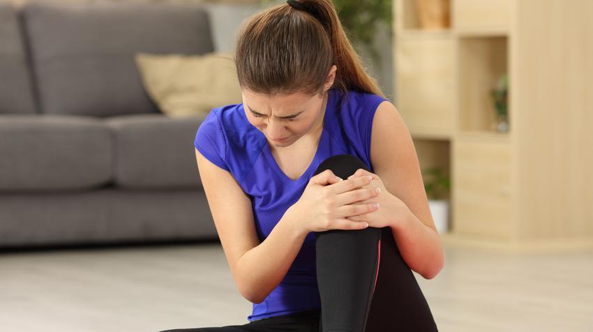 ízületi fájdalom a víz aerobik után