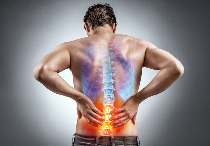 égő fájdalom a gerincben a láb csontok és ízületek betegségei