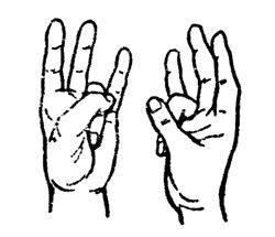 ha a jobb kéz gyűrűujja ízülete fáj