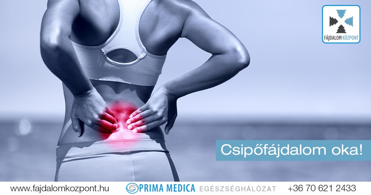 fájó fájdalom csak a csípőízületekben)
