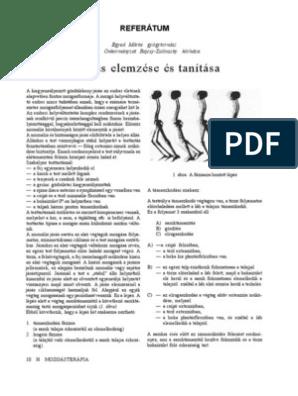 fájó csípőízületek áttekintése)