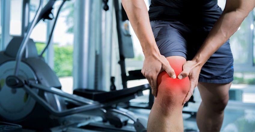 sérülések sportolók térdízületek