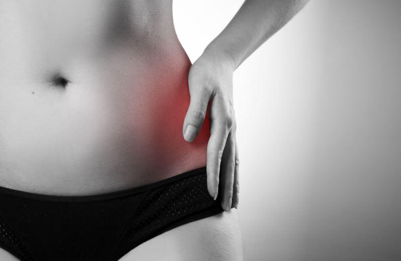 éles fájdalmak a csípőízületekben