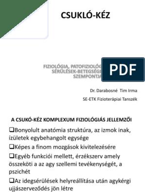 ujjízületek kezelésének módszerei)