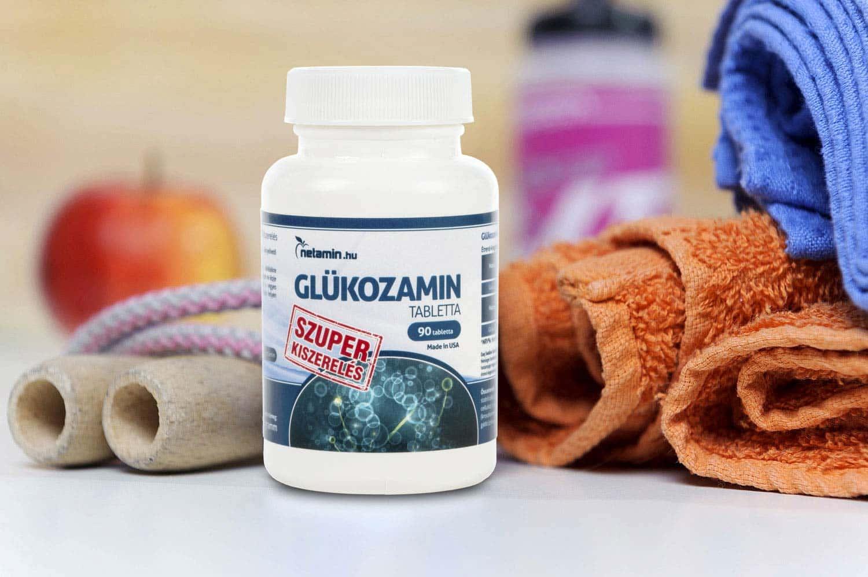 Netamin Glükozamin Komplex szirup - ml: vásárlás, hatóanyagok, leírás - ProVitamin webáruház