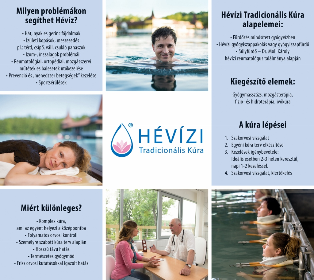 hévíz magyar ízületi kezelés