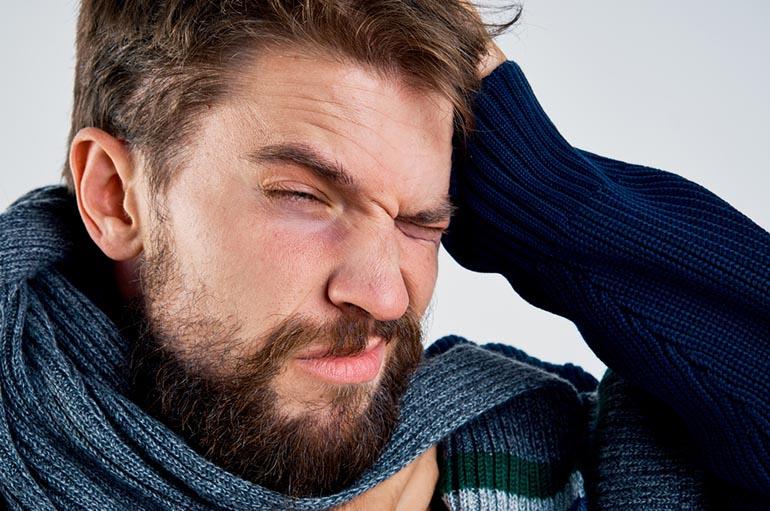 mi okozza a fejfájást