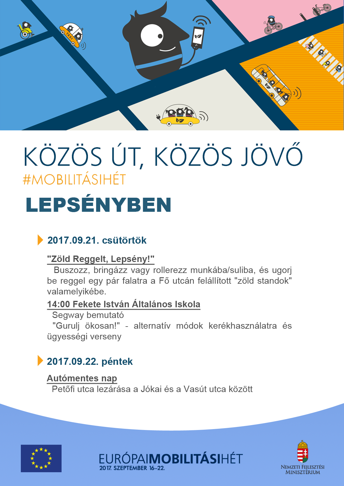 Erdébuggarage.hu | Európai Mobilitási Hét Szovátán