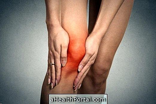 hogyan lehet enyhíteni a gyulladást a térd artrózisával