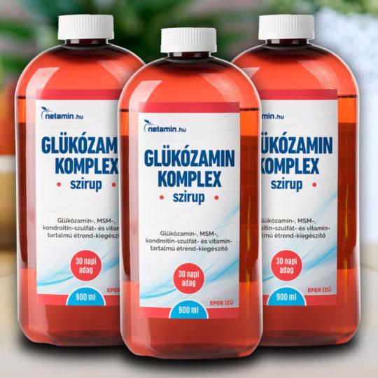 glükózamin-don készítmények)