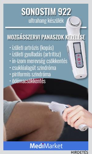 ultrahang készülékek artrózis kezelésére)