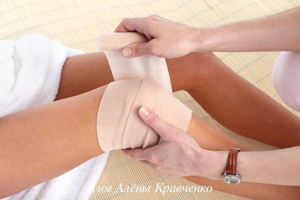 blokád az ízületben, térdízület artrózisával)