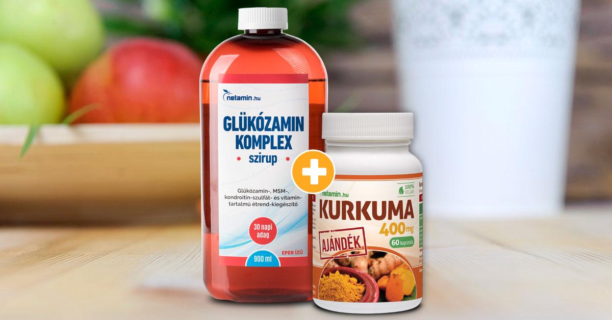 glükózamin-kondroitin komplex kapszulákat vásárolni térd artroplasztika fájdalom műtét után
