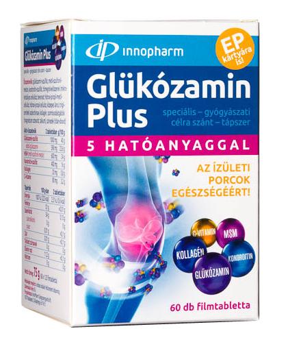 kondroitin és glükózamin lista kenőcsök