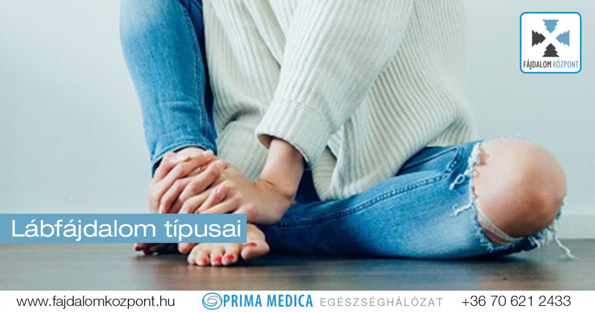 hideg lábfájdalom ízületekben