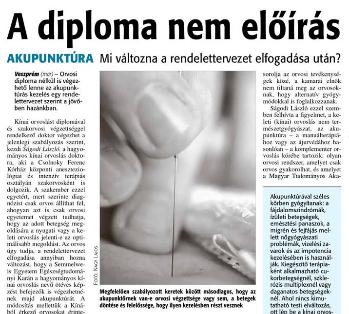 keleti orvoslás ízületi kezelés)