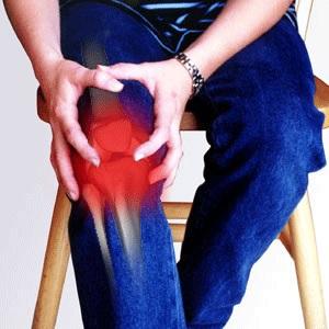 bursitis vagy a térdízület ízületi zsákjának gyulladása
