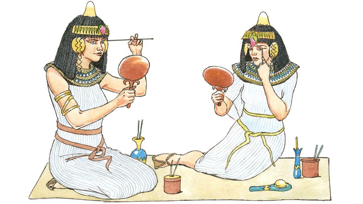 egyiptomi közös krém)
