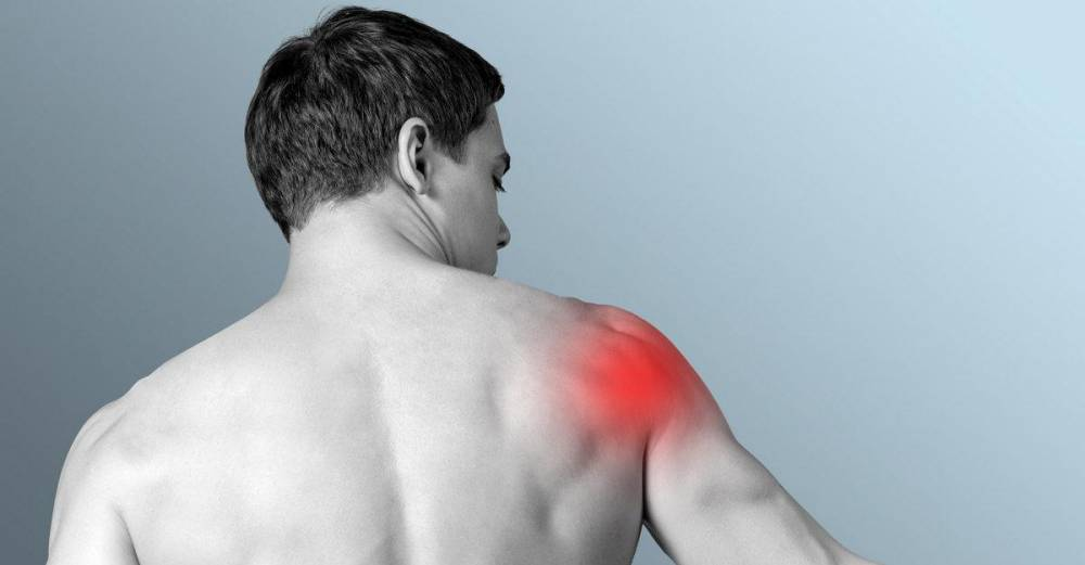 hogyan lehet enyhíteni a váll fájdalmat törés után