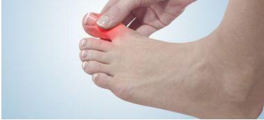 kezelni a nagy lábujj ízületének gyulladását