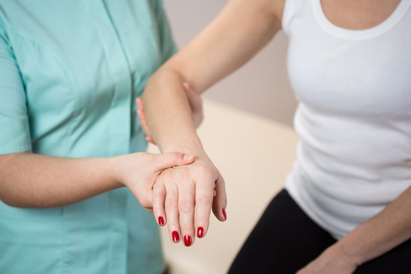 gyógyulás a könyökízület törése és elmozdulása után